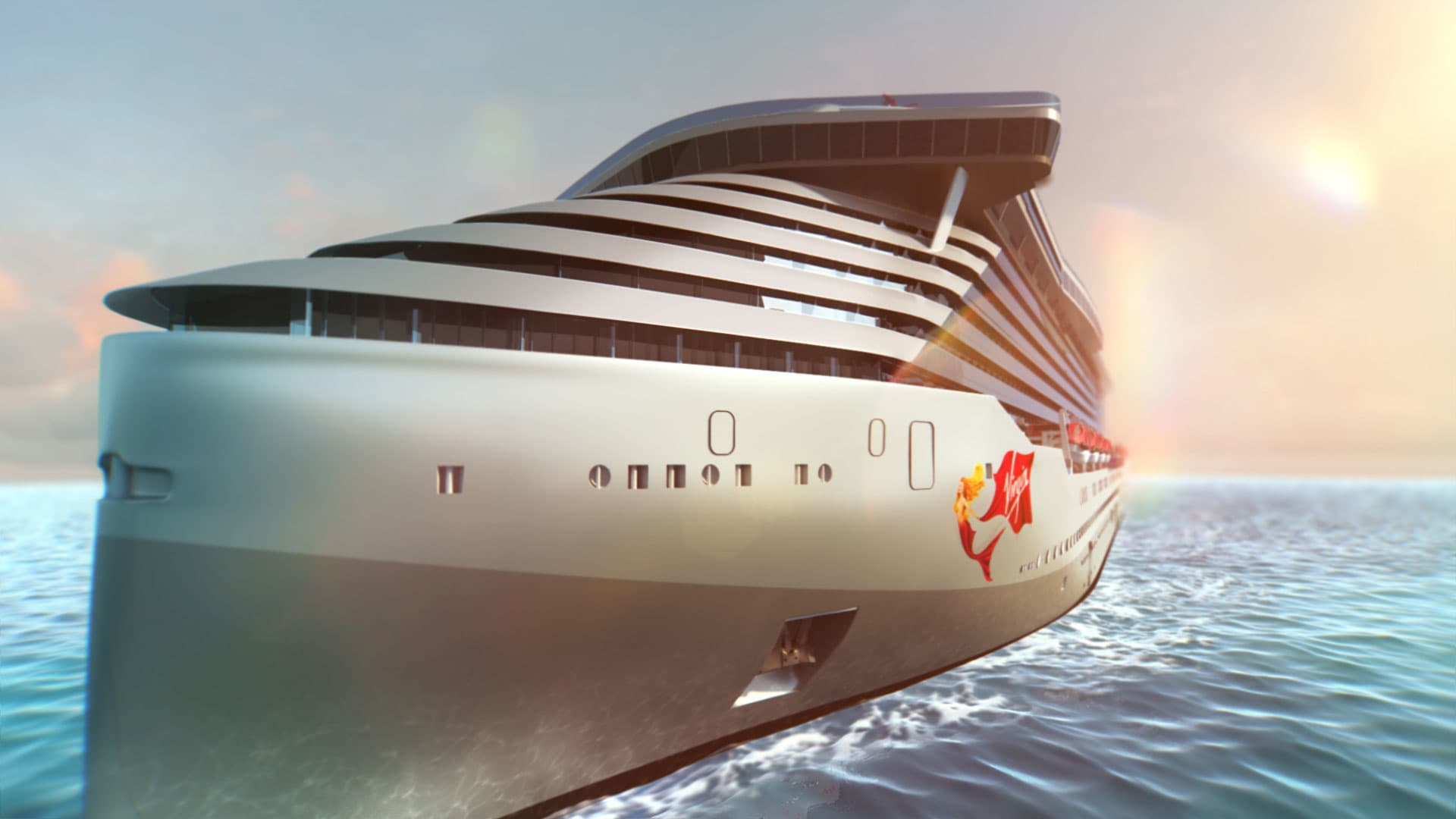 Richard Branson looks to disrupt cruise industry with Virgin Voyages