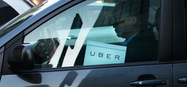Uber can now track your flight so a ride home is ready when you land