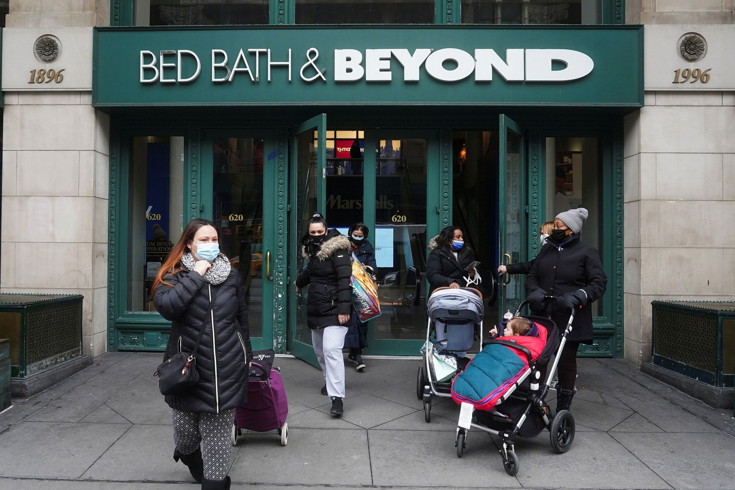 Bed Bath & Beyond (BBBY) shares tank on supply chain issues