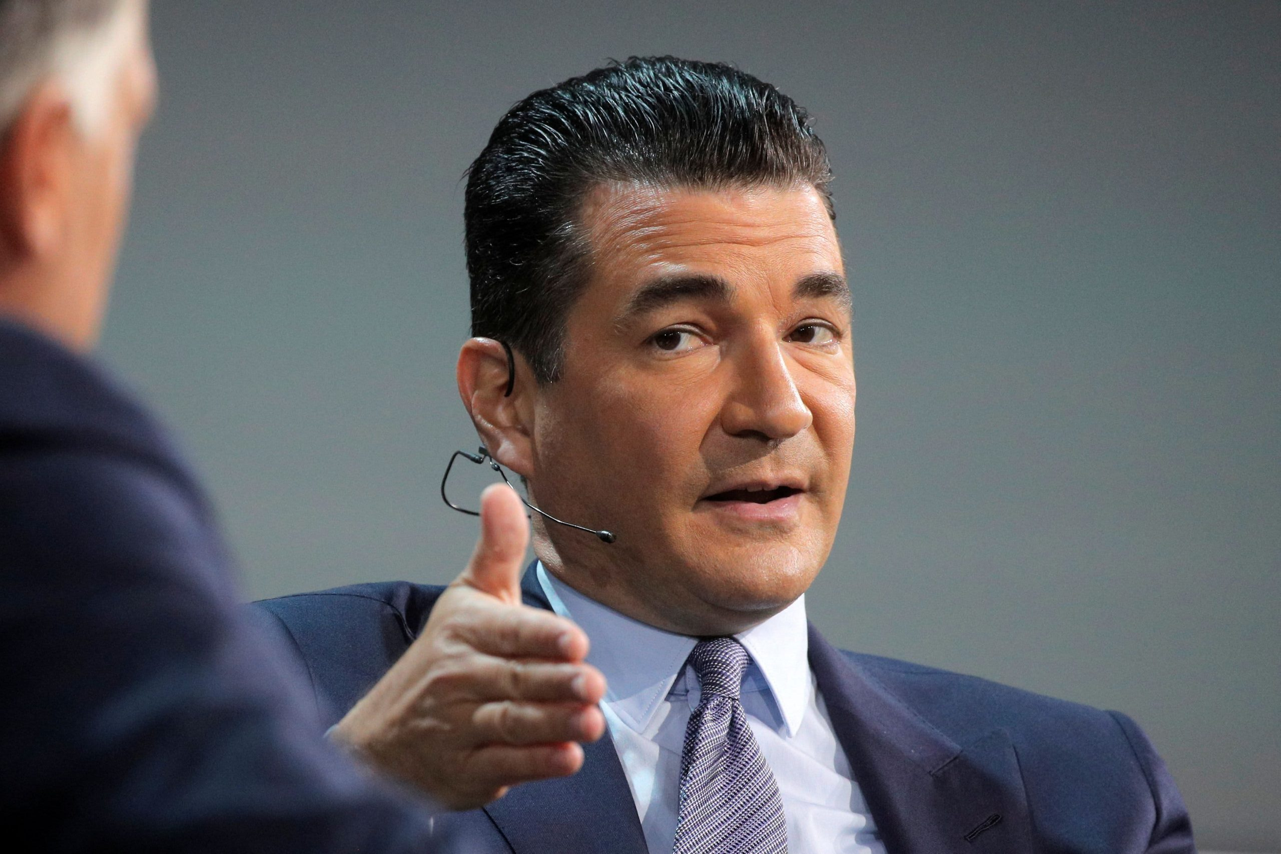 Dr. Scott Gottlieb expects families will gather for holidays